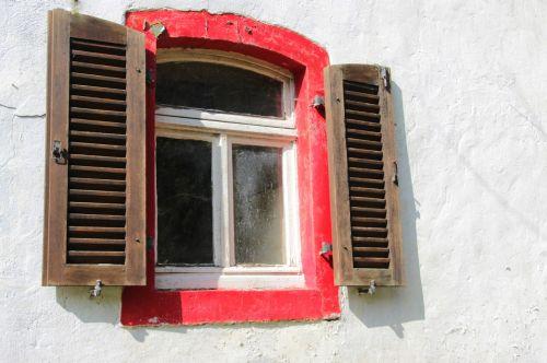 window old window facade