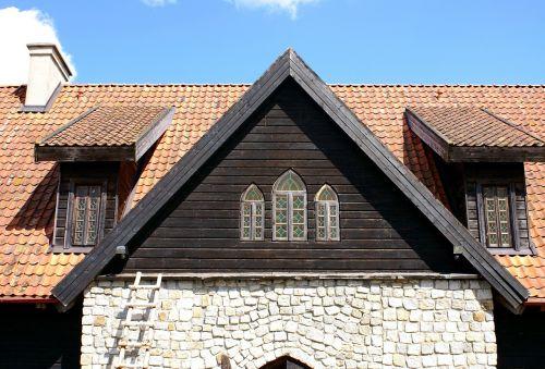 window attic castle