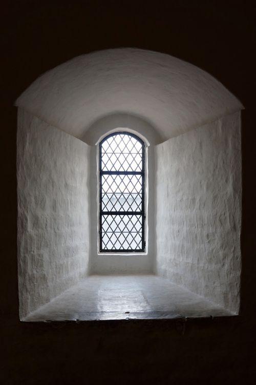 window the window recess castle window