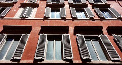 window front shutters