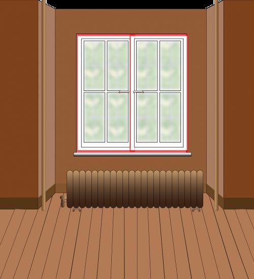 window heater heating element