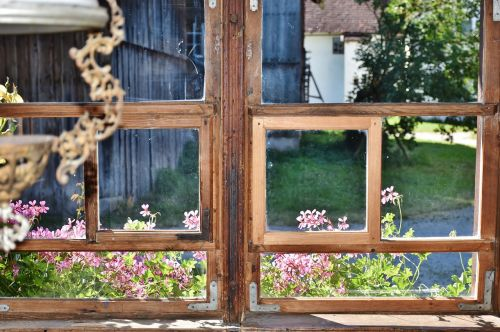 window old ailing