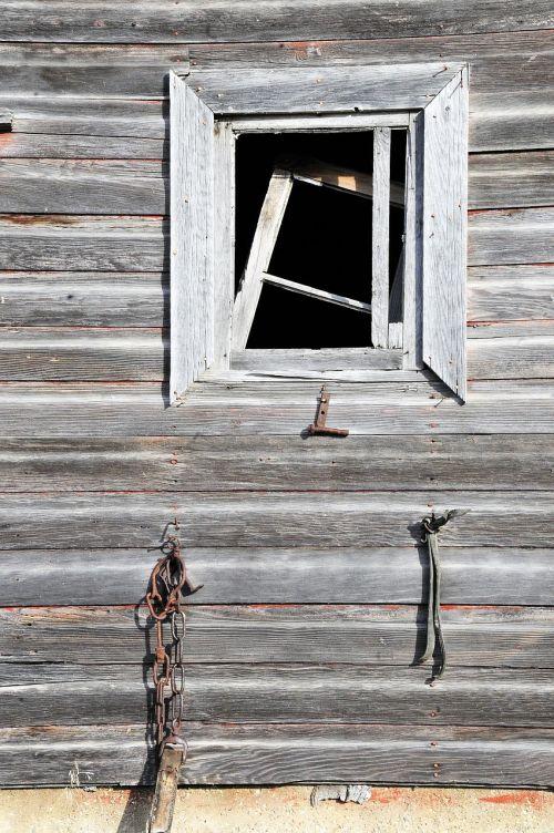 window barn farm