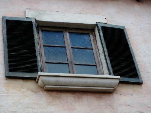 window frame shutters