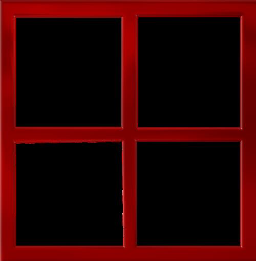 window frame border
