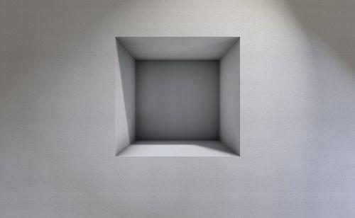 window niche wall