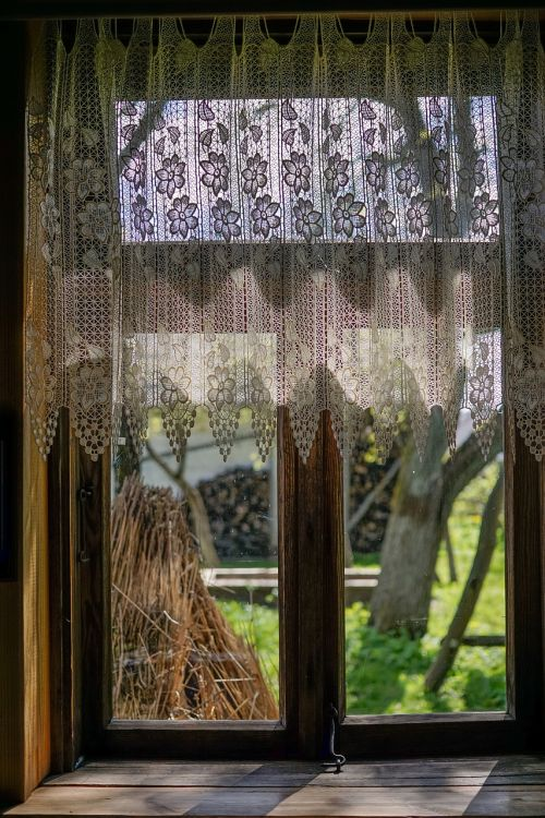 window wooden tautliner