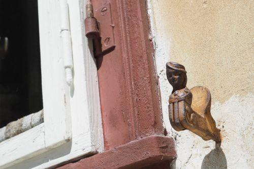 window home hauswand