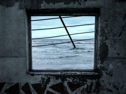 window blank wall