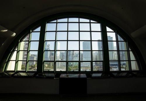 window  building  indoors