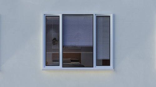 window  blinds  home