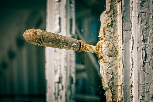 window  lever  wood