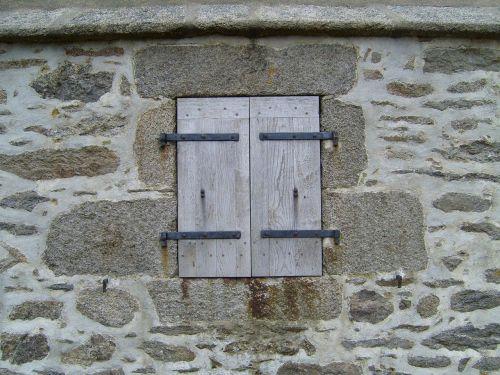 window shotters wooden
