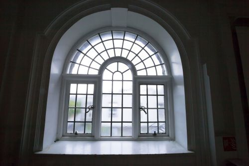 window old antique