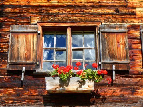 window wood farmhouse