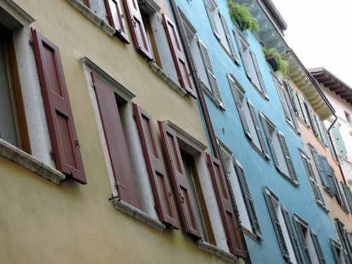 window facade palazzo