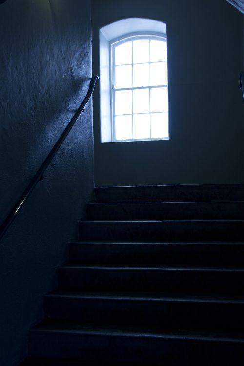 window stairs dublin
