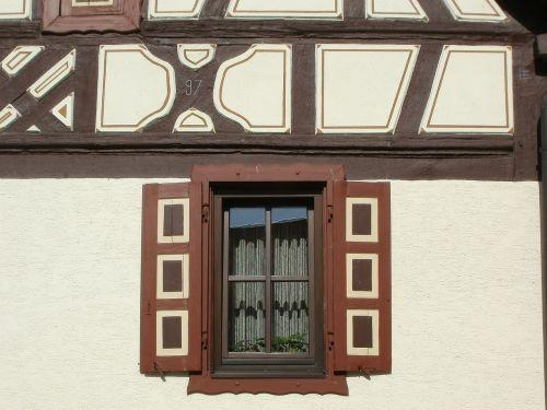 window shutters house