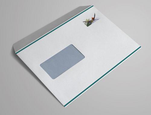 window envelope c5 letters