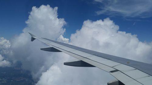window seat airplane aeroplane