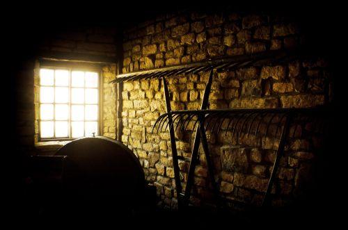 Window To The Barn
