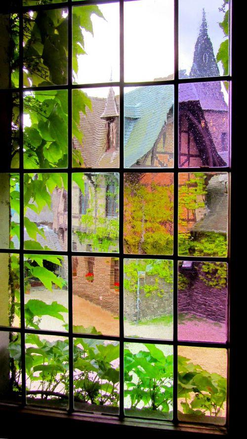 window views view reichsburg cochem