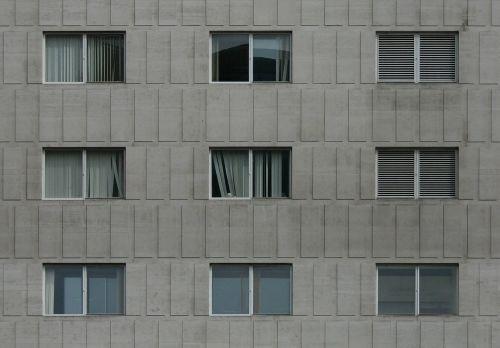 windows building city