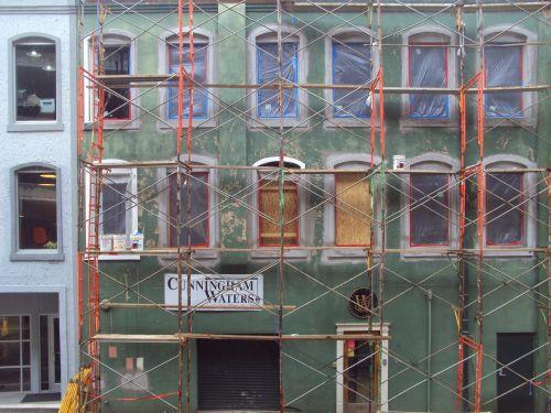 windows construction architecture