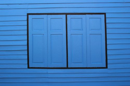 windows shutters house