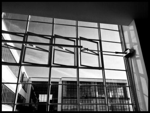 windows bauhaus dessau