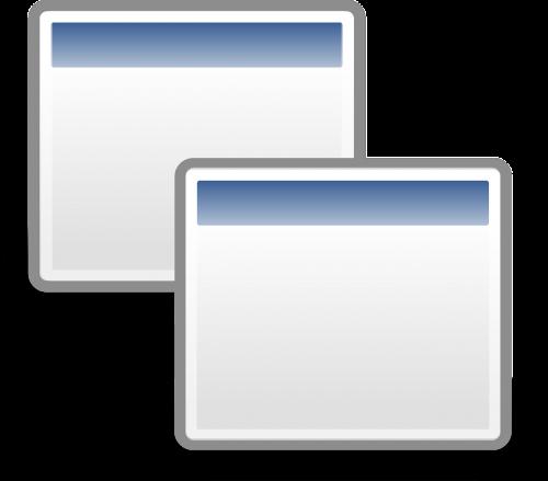 windows computer desktop