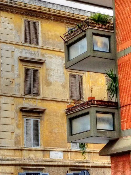 langas, langai, Europa, europietis, architektūra, senas, europiečių pastatų langai