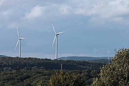 windräder wind energy wind power