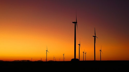 windräder  energy revolution  wind power