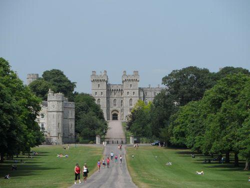 windsor castle castle architecture