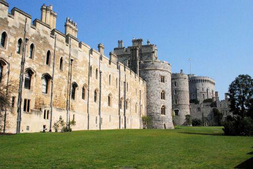 windsor castle royalty historical