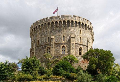 windsor castle  castle  england