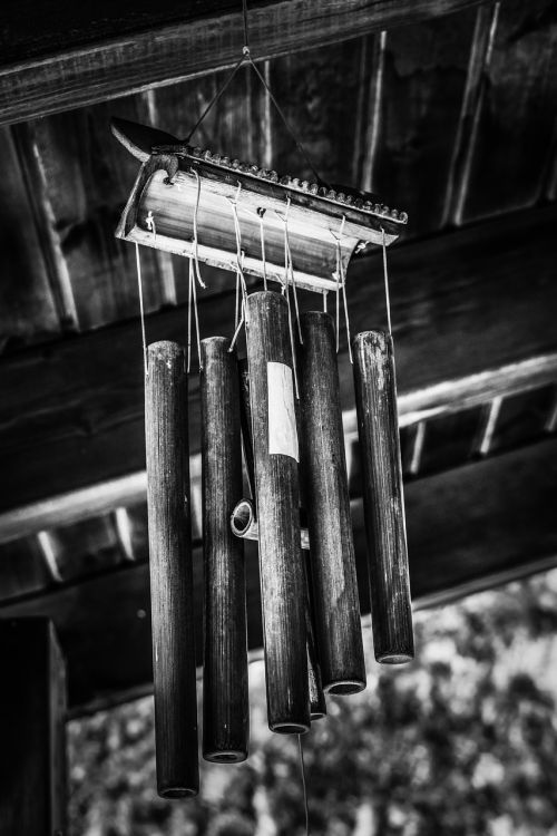 windspiel bamboo feng shui
