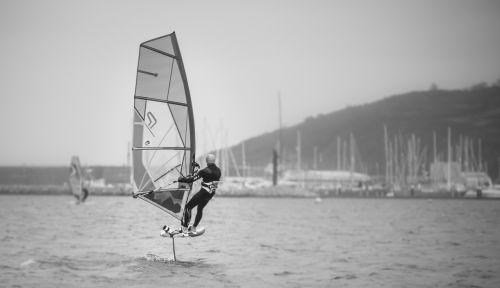 windsurf windsurfing hydrofoil