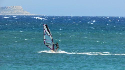 windsurfing surfing windsurf