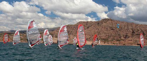 windsurfing slalom argentina