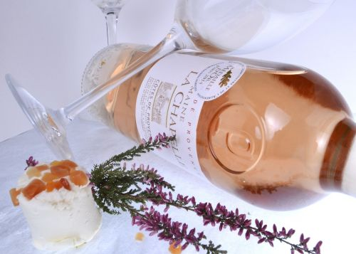 wine provence cheese