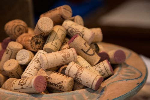 wine cork bottle