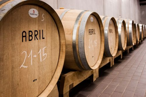 wine barrel wine barrel