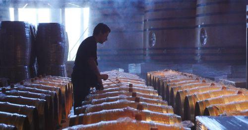 wine barrel cask