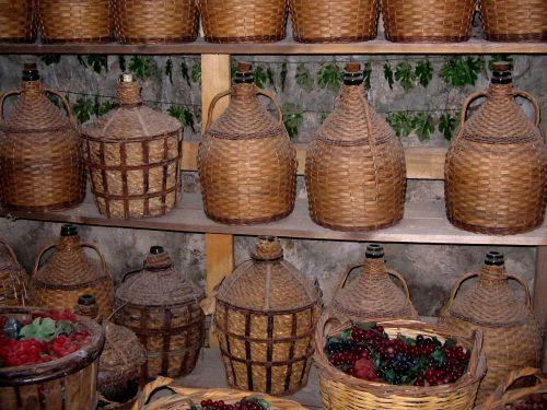 wine production the wine cellar