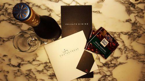 wine fine dining formal