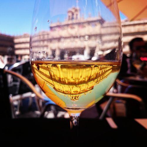 wine salamanca glass