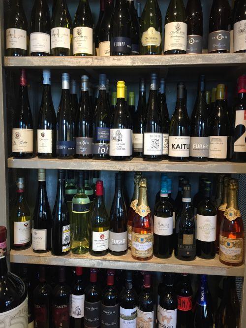 wine shelf wine rack