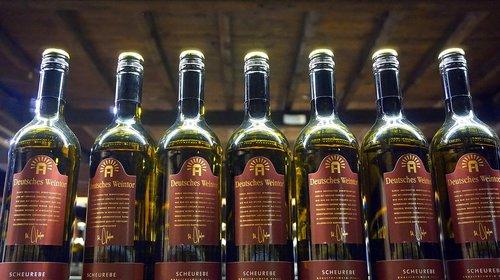 wine  bottles  beverages